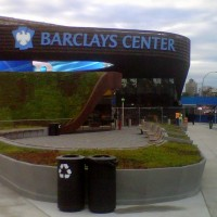 Barclays Center, Brooklyn - Amer. Hydrotech- installed by Sponzilli Landscape Group